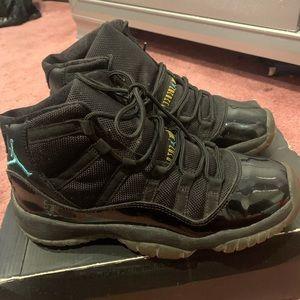 Jordan's 11 Gammas
